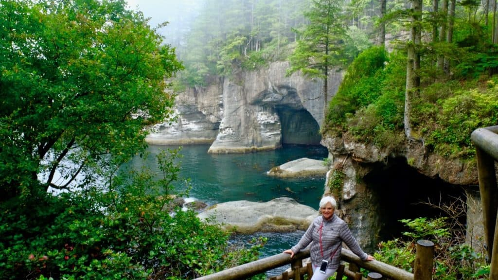 Cape Flattery -The Most Northwestern Point in the Continental United States
