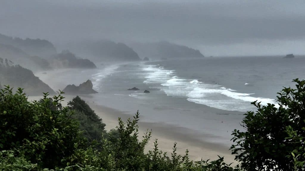 Full and Aching Hearts on the Oregon Coast