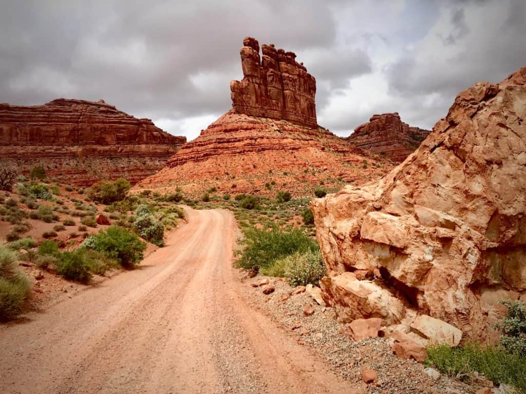Valley of the Gods Road, southern Utah