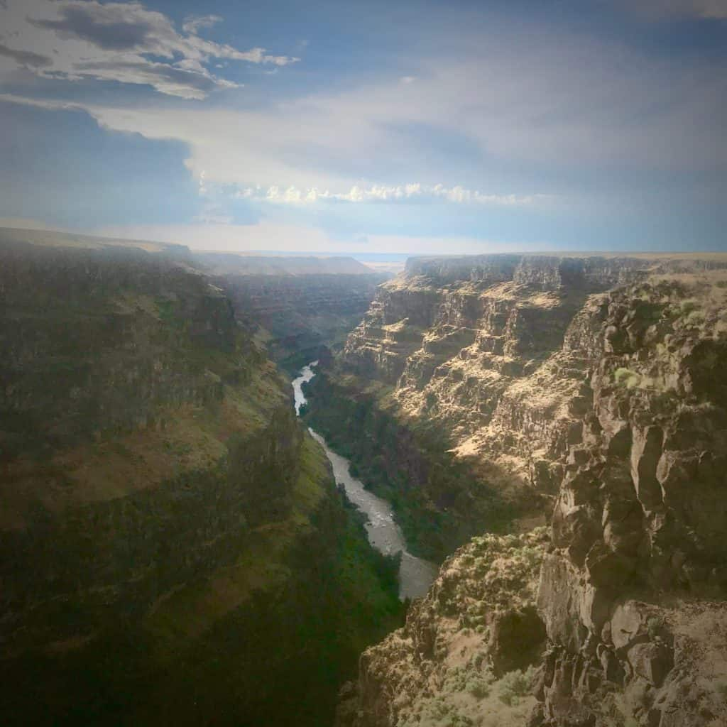 Bruneau Canyon Scenic Overlook, Idaho