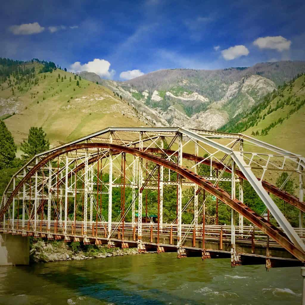 lost in Idaho: highway 95 bridge