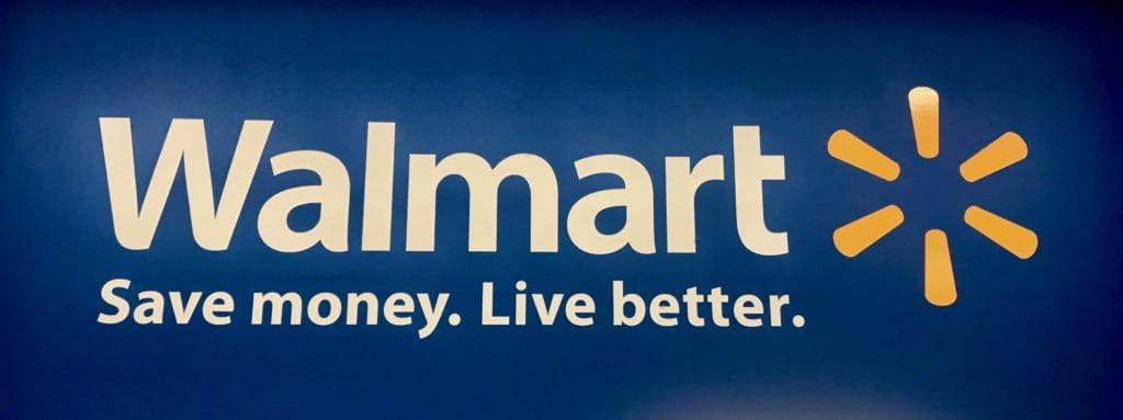 Where in the world is Walmart?