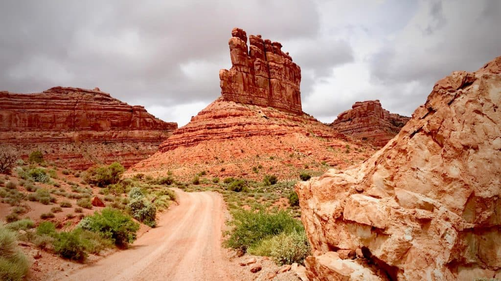 Risk Blossoming photo blog: Valley of the Gods road
