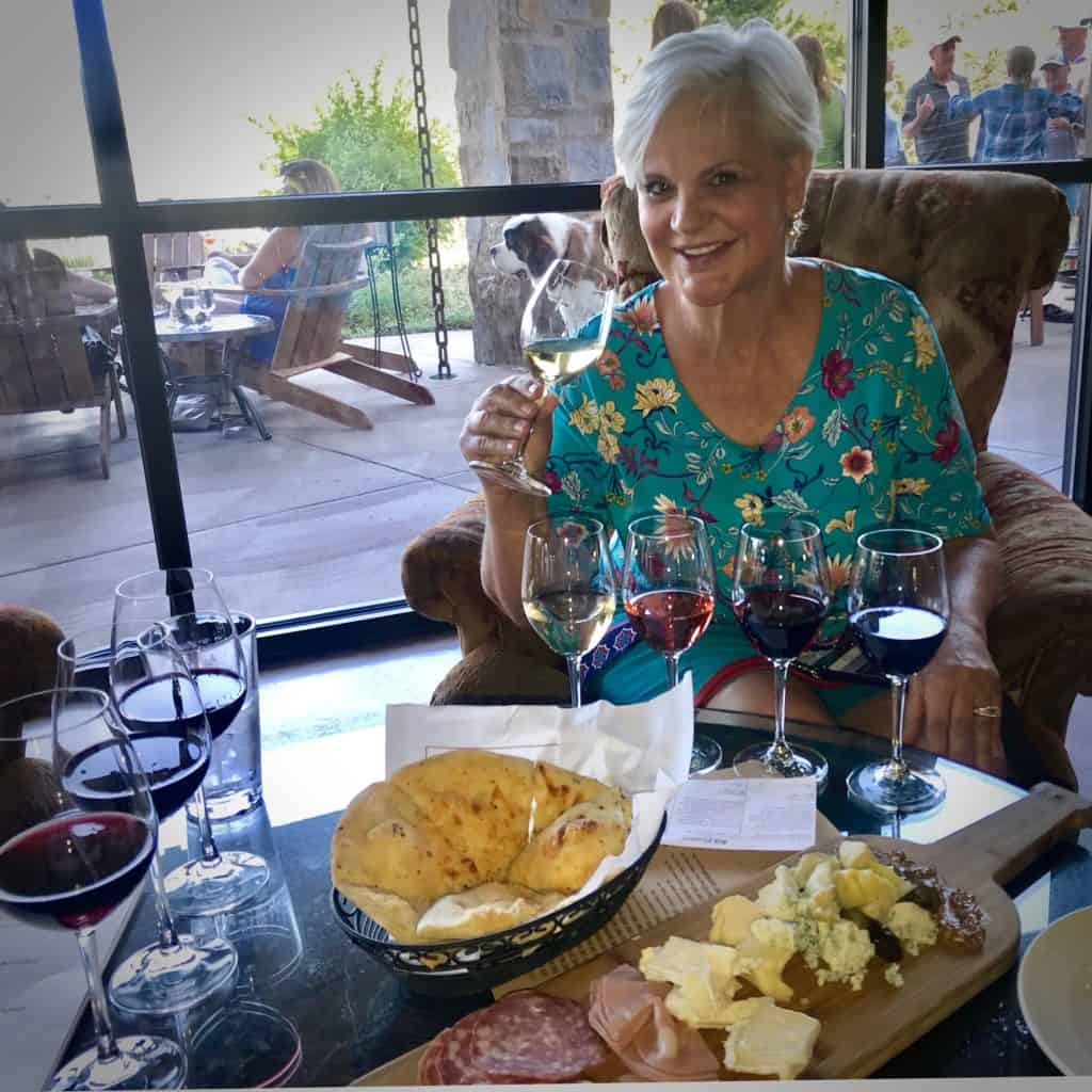 photo blog The Swiftwater Cellars